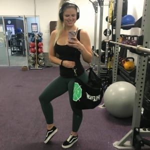 supp stop gym bag