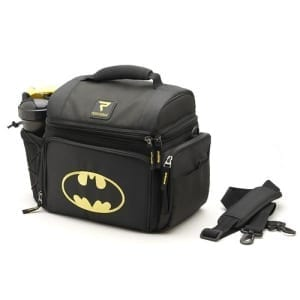 Batman meal prep bag