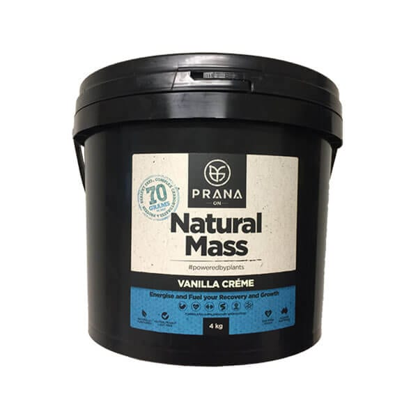 Prana Natural Mass Review