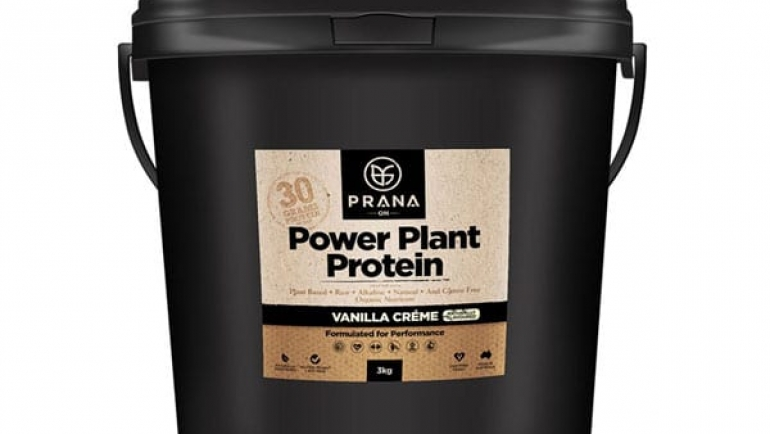Prana on power plant protein review