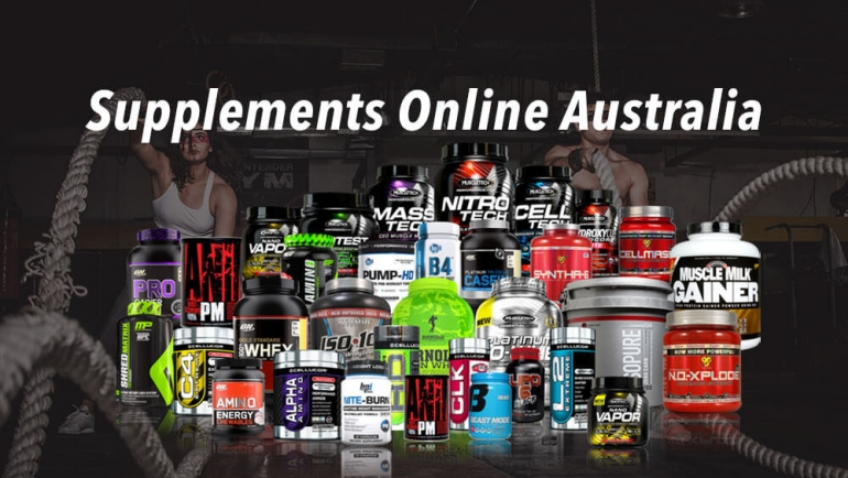 Supplements Online Australia