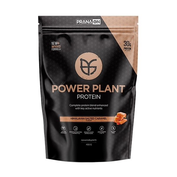 Prana Protein Powder - Caramel
