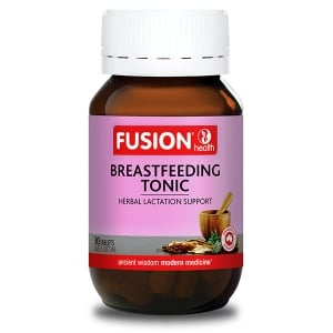 Fusion Health Breastfeeding