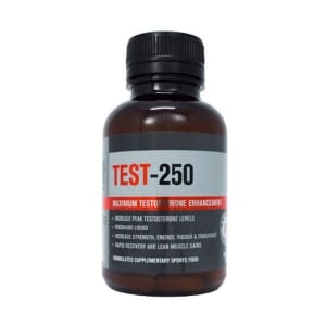 Test 250 by JDN