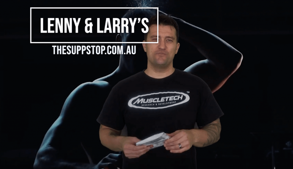 Lenny and Larry's review