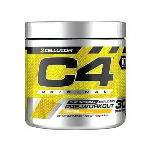Cellucor C4 Preworkout Pineapple
