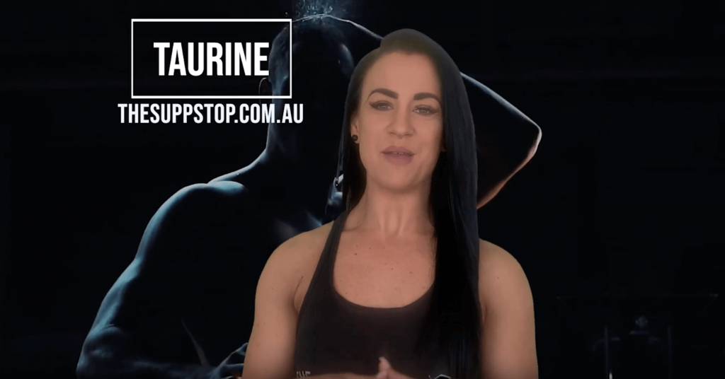 Taurine...What is it
