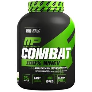 Muscle Pharm Protein Combat Vanilla