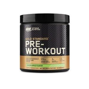 Optimum Nutrition Gold Standard Preworkout Green Apple