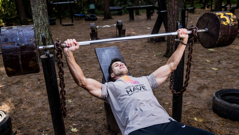 4 Chest Workout Exercises to Build Muscle