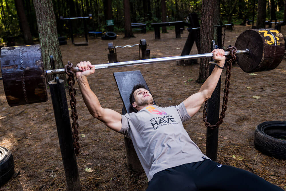 Chest-workout and exercises