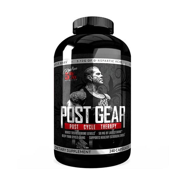 Post Gear PCT Cycle By 5% Nutrition