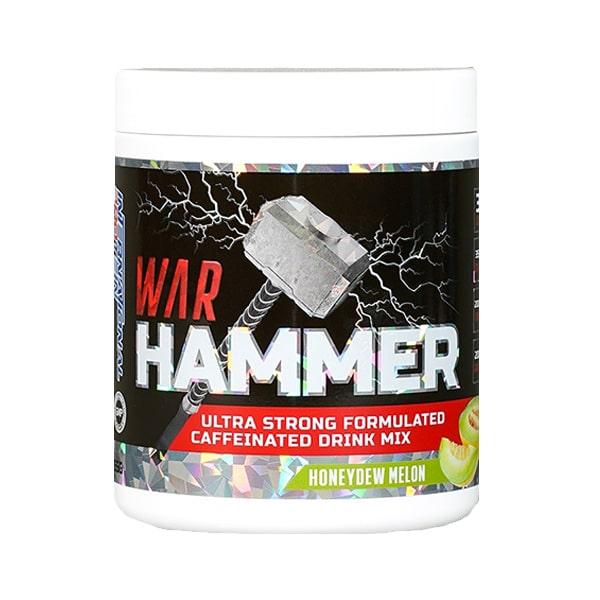International Protein War Hammer Preworkout Honeydew Melon
