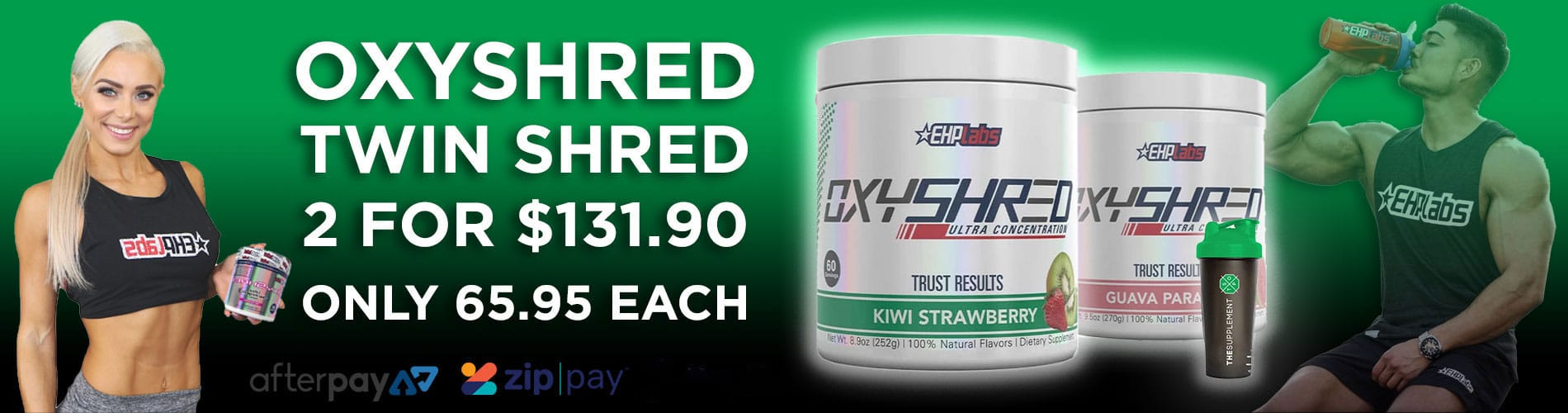 Oxyshred-Supplements