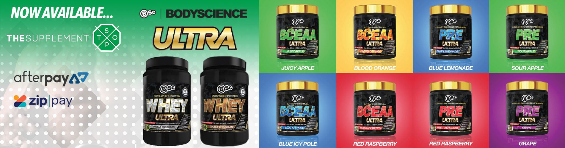 Supplements-Afterpay