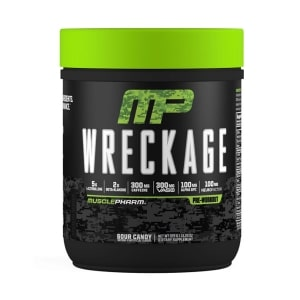 wreckage pre workout