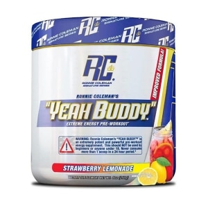 Yeah Buddy Pre Workout