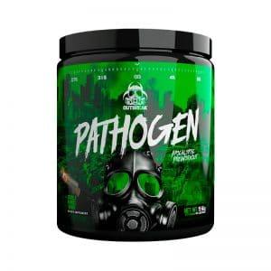 Pathogen Pre Workout Double Barrel Berry