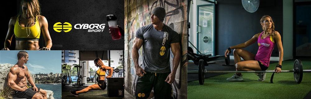 Cyborg protein supplements Australia
