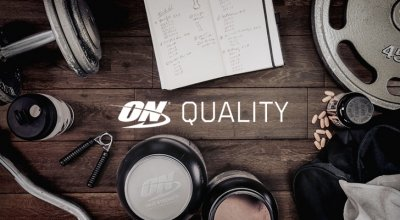 ON Optimum Nutrition Quality