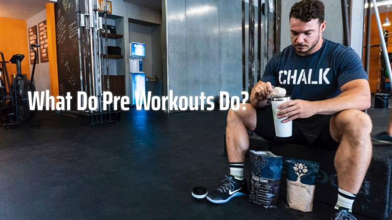 What Does Pre Workout Do? 10 Benefits and Side Effects