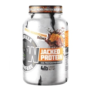 gorilla warfare jacked protein