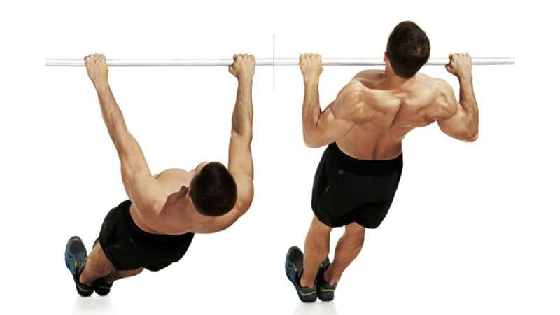 inverted-row-toning-the-arms