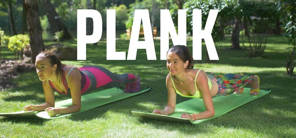 Planking-Calesthenics