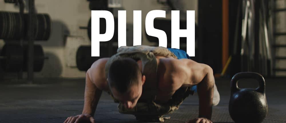 Push ups program