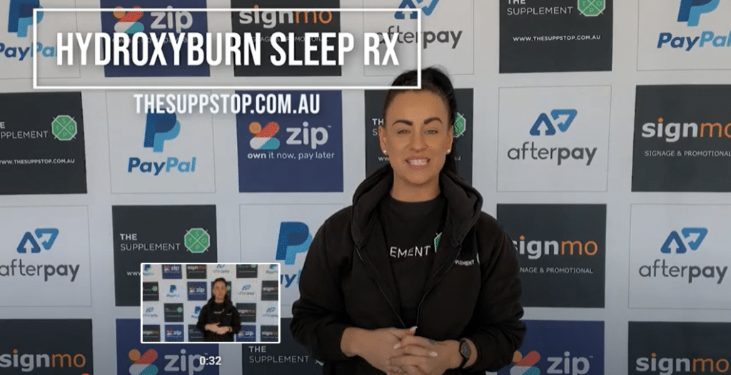 Hydroxyburn Sleep rx review