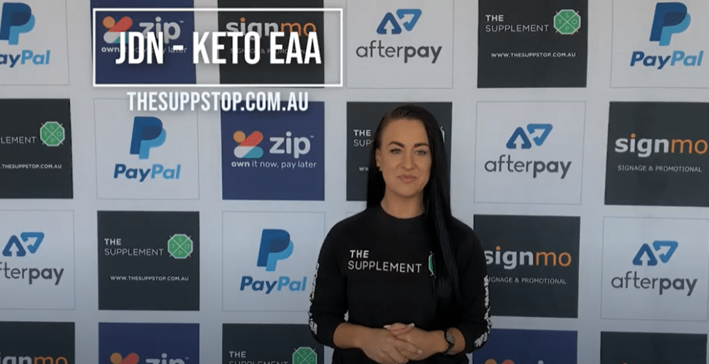 Keto Eaa review