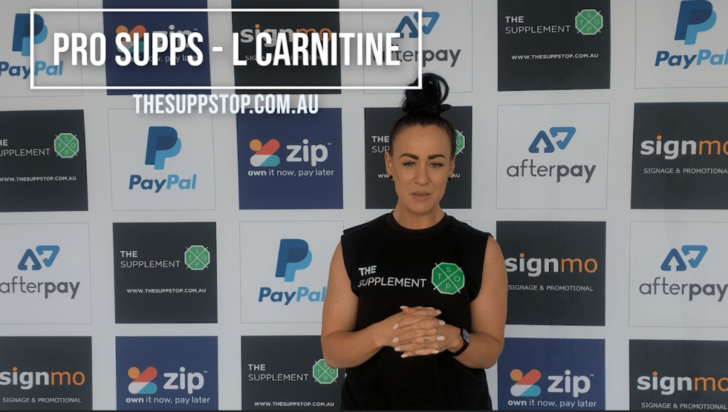 pro Supps L Carnitine Review