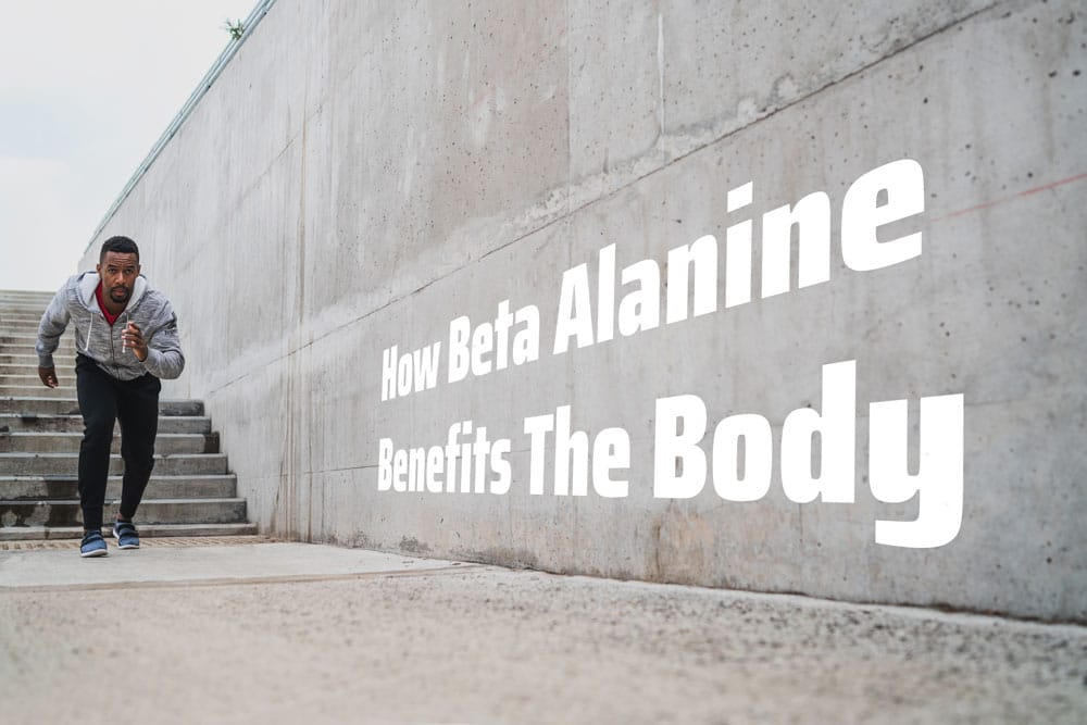 HOW BETA ALANINE BENEFITS THE BODY
