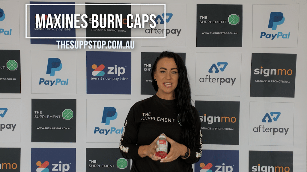 Maxines Burn Caps Review