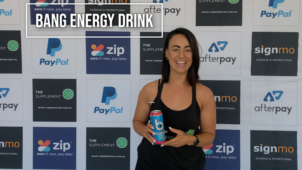 Bang Energy Drink Review