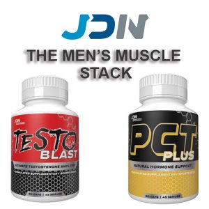 The Men's Muscle Stack by JDN