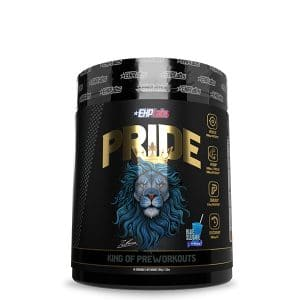 PRIDE Preworkout by EHP Labs Blue Slushie
