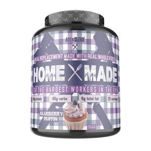 Axe & Sledge Supplements Meal Replacement Blueberry Muffin
