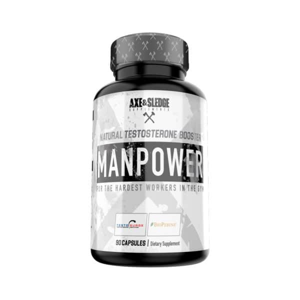 Manpower by Axe & Sledge