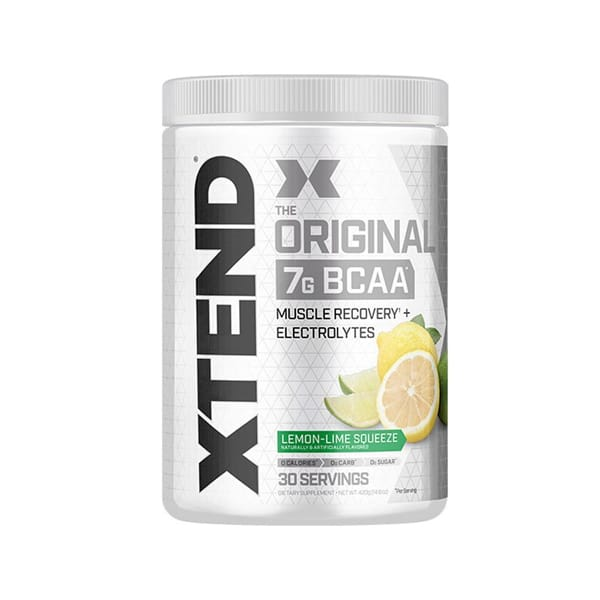 Scivation XTEND Lemon Lime Squeeze