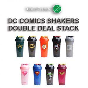 DC Comics Smartshake Double Up Deal