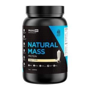 Prana On Natural Mass Vanilla Shake
