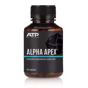 Alpha Apex formulated supplementary sports food capsules
