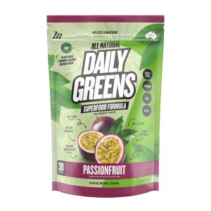 Daily Greens by Muscle Nation Passionfruit