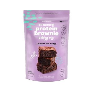 Muscle Nation All Natural Protein Brownie Baking Mix