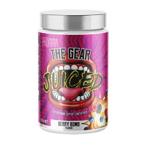 The Gear Juiced Testosterone by Max's - Berry Bomb